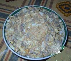 салат разбитое сердце рецепт с фото