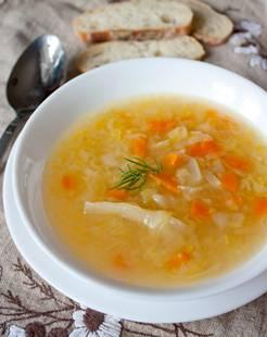 рецепт супа капустника